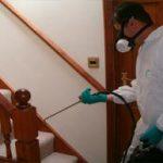 Дезинсекция от тараканов в квартире