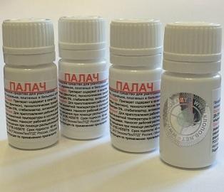 Палач - одно из эффективных средств от паразитов