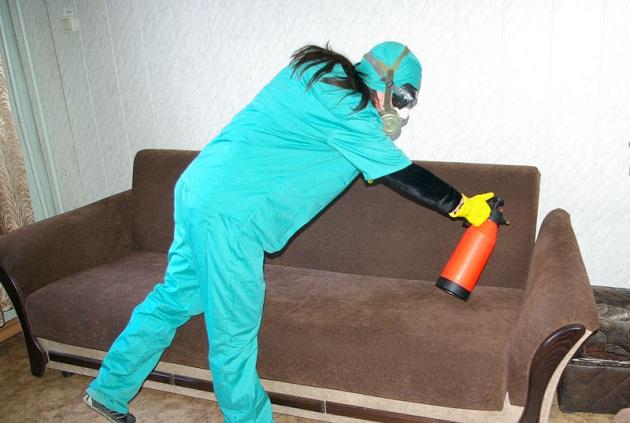 Соблюдайте технику безопасности при работе со средствами