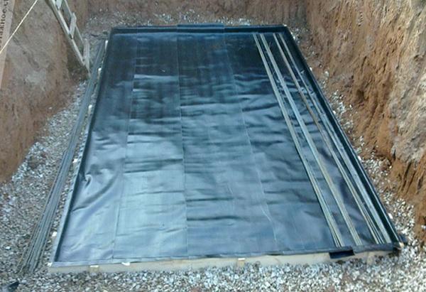 Гидроизоляция при строительстве погреба