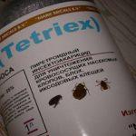 Преимущества использования в квартире препарата Тетрикс от клопов
