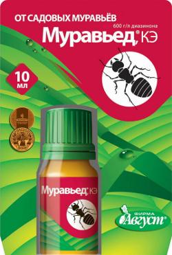 муравьед средство от муравьев инструкция август - фото 3