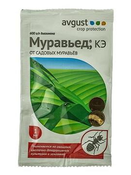 муравьед средство от муравьев инструкция август - фото 10