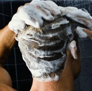 При применении шампуня следуйте инструкции