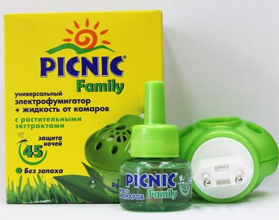 Жидкость Picnic Family
