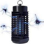 Как выбрать лампу от комаров?