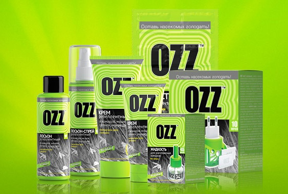 Средства OZZ