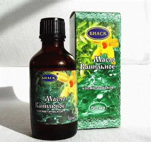Можно использовать и аптечный вариант масла