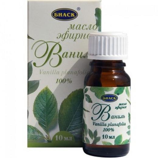 Эфирное масло на основе ванили