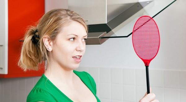 Как избавиться от моше в квартире